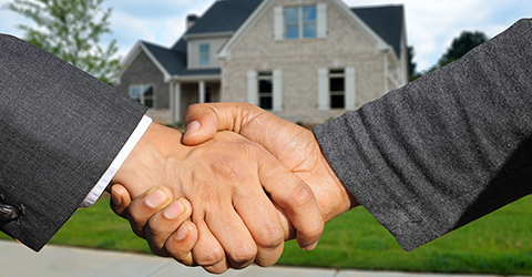 Contract buying property